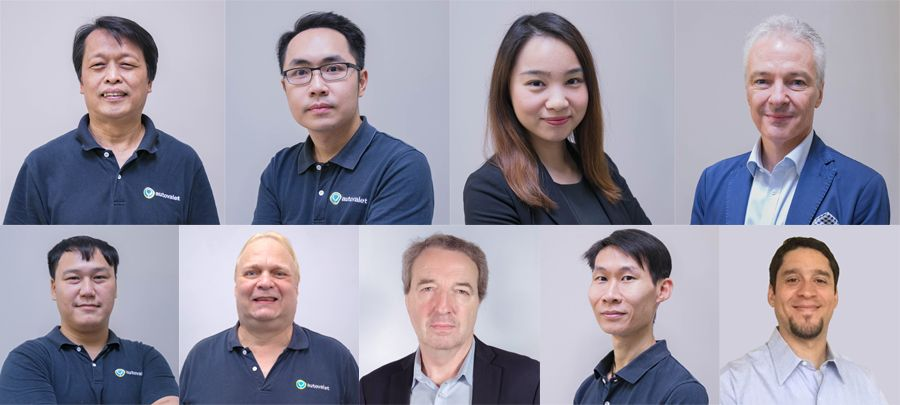 The Autovalet Team